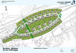 Städtebaulicher Entwurf Bahnhof Weitmar (Quelle)