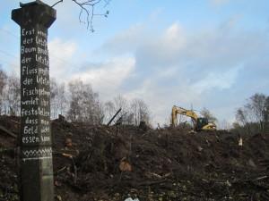 Die Vernichtung des Nordwald ist vollzogen!