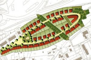 Der Wohnbaulandentwurf 2010
