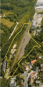 Wohnbaulandkonzepte Luftbild