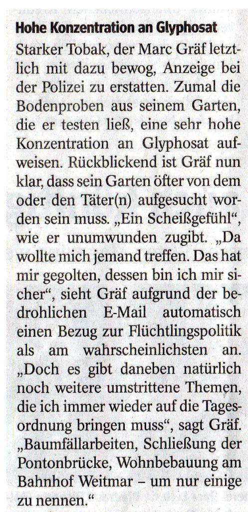 WAZ 24-05-2016 Glyphosat