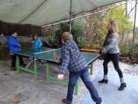 ... von Tischtennis-Talenten!